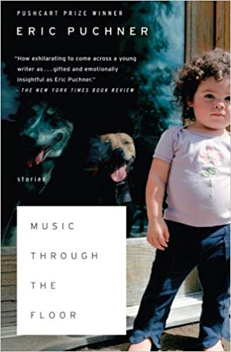 Music Through the Floor (book cover)