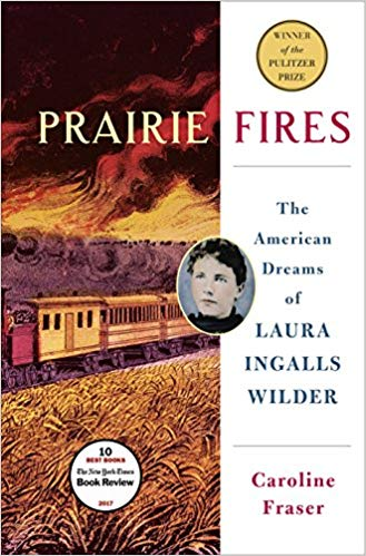 Prairie Fires (book cover)