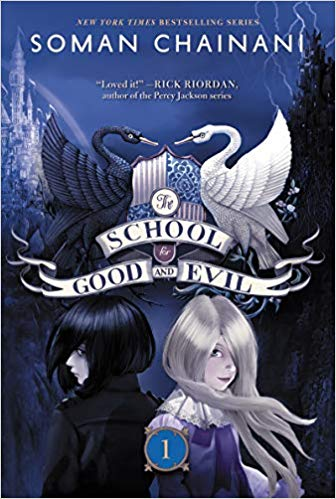 The School for Good and Evil (book cover)