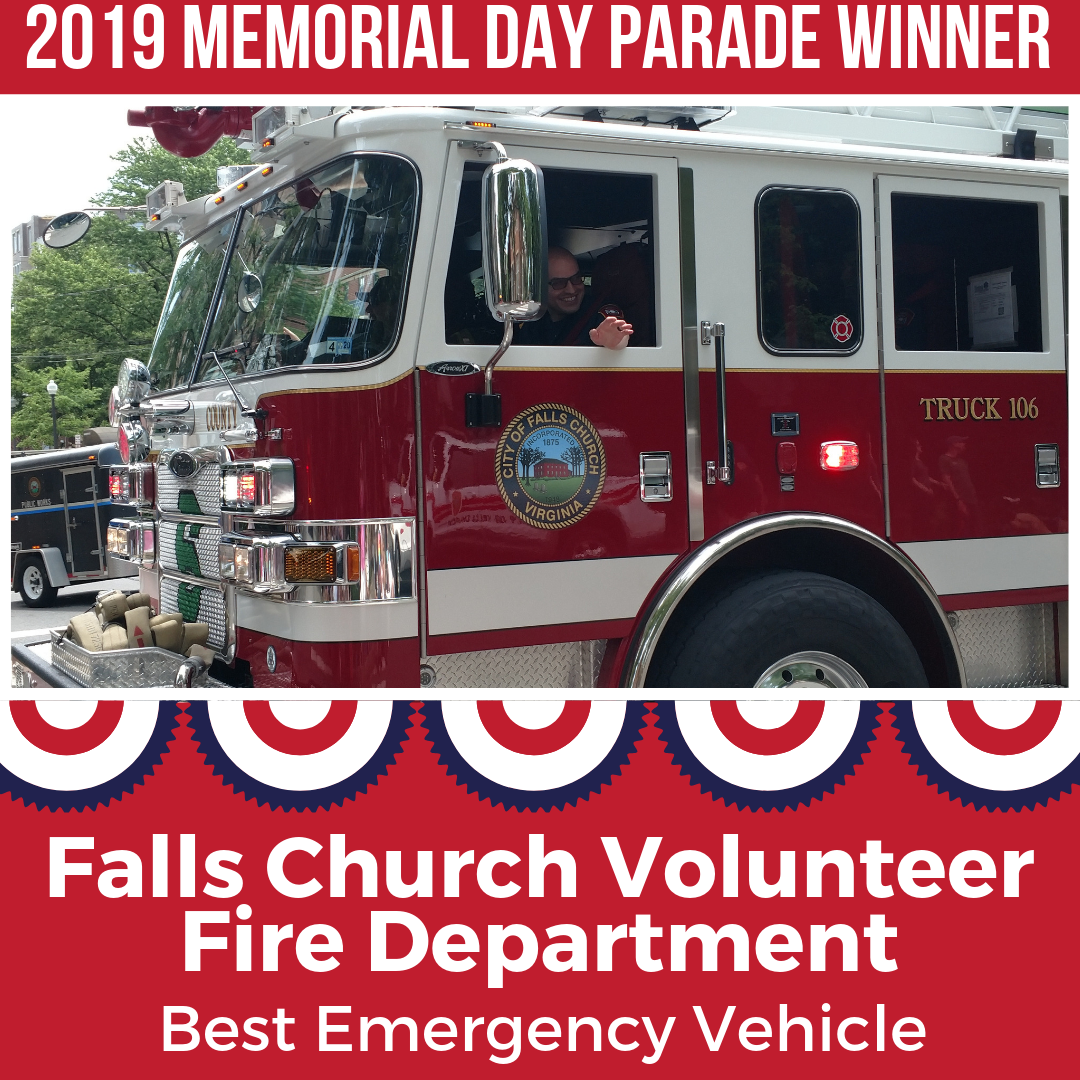 Falls Church VFD - Best Emergency Vehicle 2019