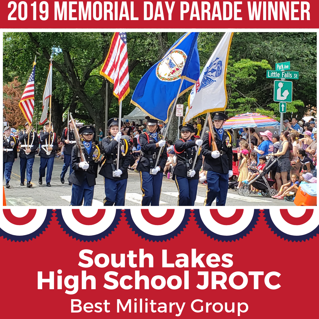 South Lakes HS JRTOC - Best Military Group 2019