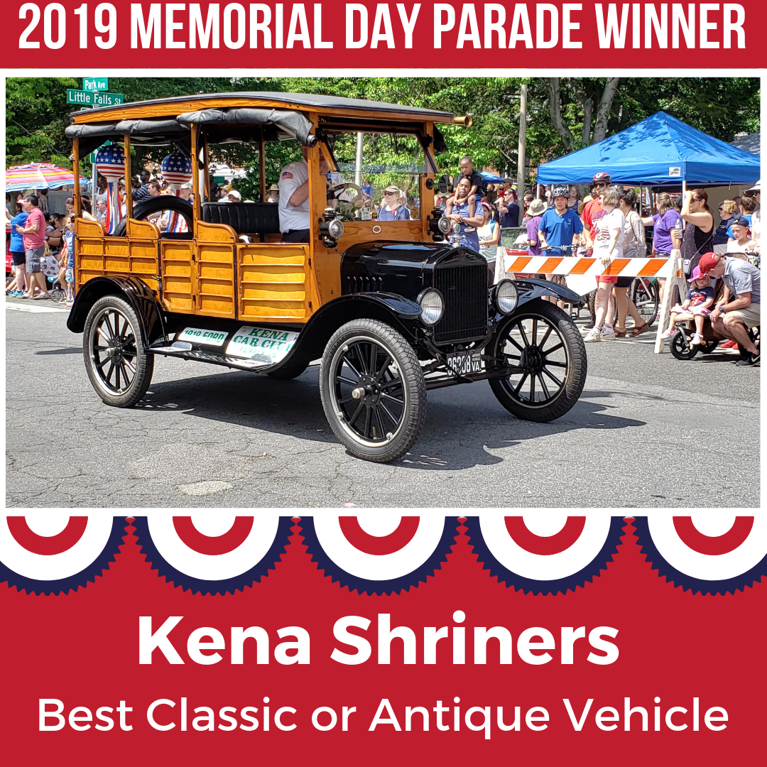Kena Shriners - Best Classic or Antique Vehicle 2019