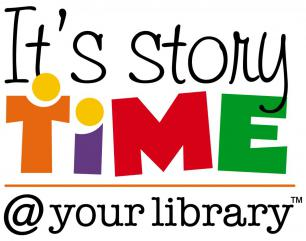 It&#39s story time at your library