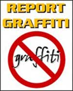 Report Graffiti Logo