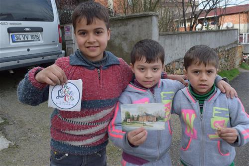 Turkey Trip Kids