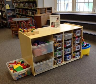 Early Literacy Center