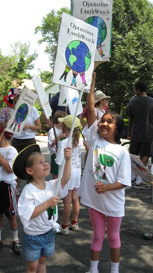 EarthWatch Parade