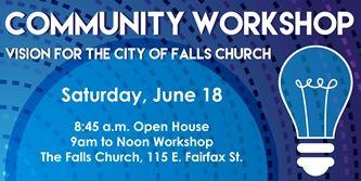 Community Workshop Logo