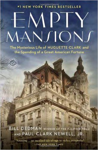 Empty Mansions (book cover)