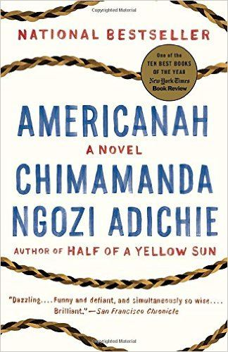 Americanah (book cover)