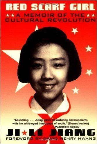 Red Scarf Girl (book cover)