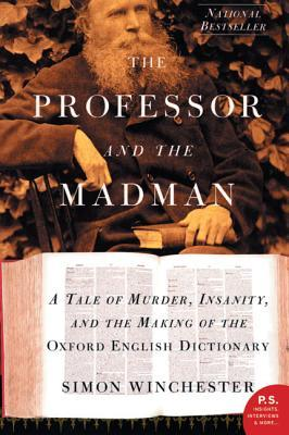 The Professor and the Madman (book cover)