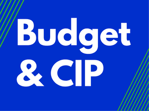 Budget and CIP Graphic