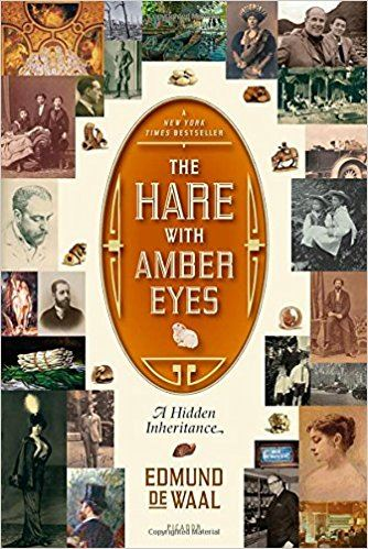 The Hare with Amber Eyes (book cover)