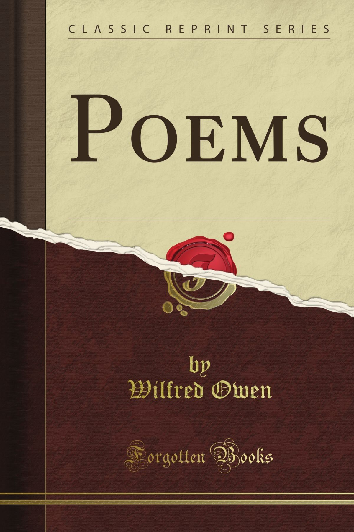 Poems (book cover)