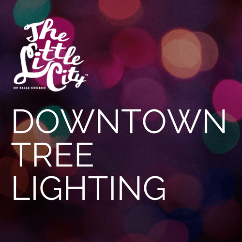 Tree Lighting Calendar Graphic
