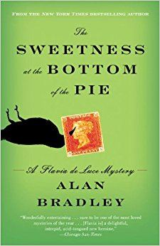 Sweetness at the Bottom of the Pie (book cover)