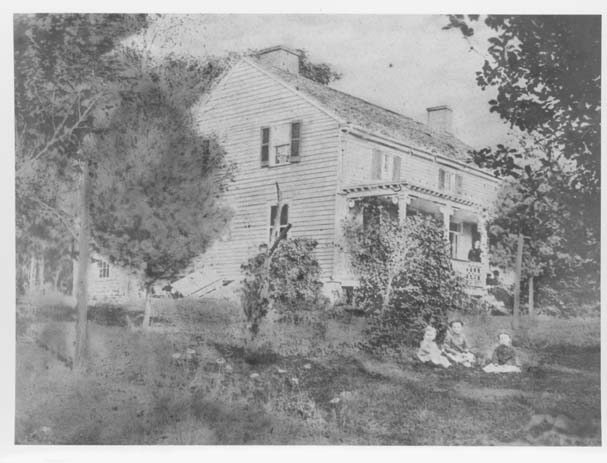 Cherry Hill Farmhouse