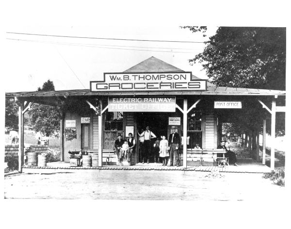 William B. Thompson Groceries