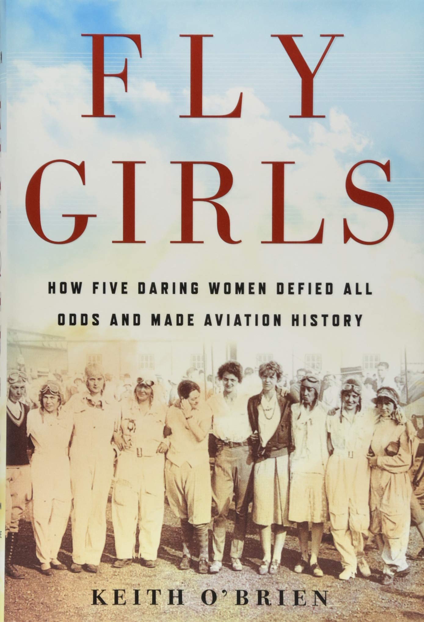 Fly Girls (book cover)