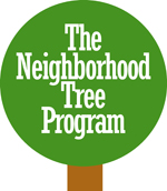 Neighbrohood Tree Program Logo