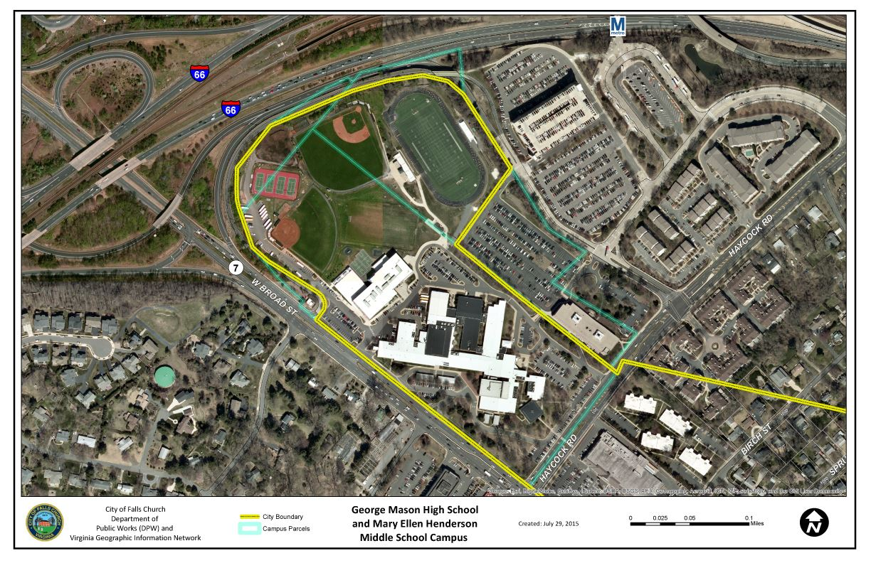 High School Campus Project: Planning for Economic ...